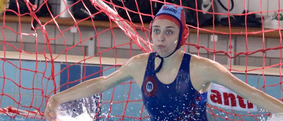 Jessica Milicich Marist Goalie